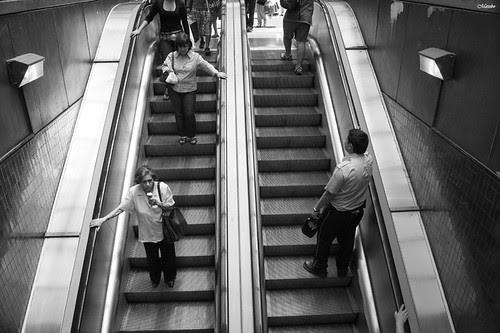 Amor por las escaleras by Alejandro Bonilla
