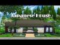 Japanese Style House Sims 4