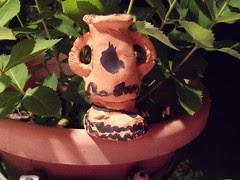 Max's vase by Teckelcar