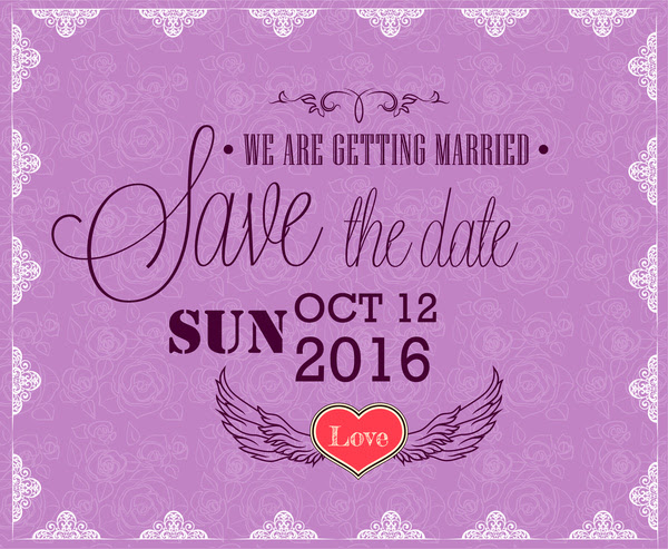 Engagement invitation card free vector download (13,649 Free ...