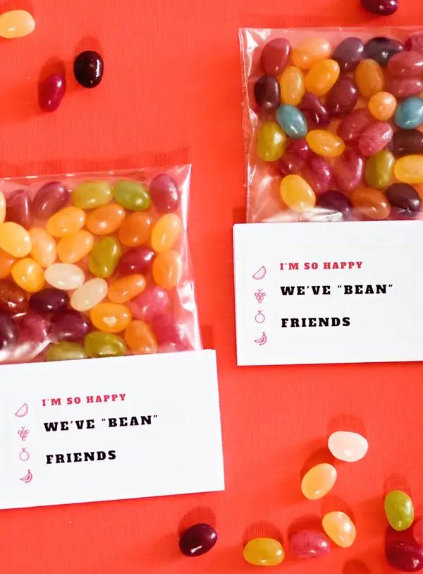 Jelly Bean Valentines