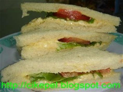 keluarga resepi sandwich telur