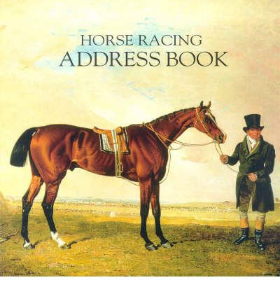 Horses Horses Horses Blank Address Book Address Books