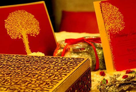 The Journey of a Wedding Invitation Card   VWI Delhi