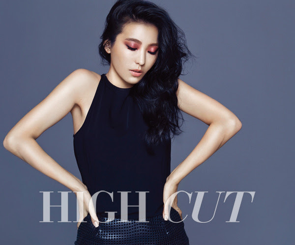 Sistar Bora - High Cut Magazine Vol.139