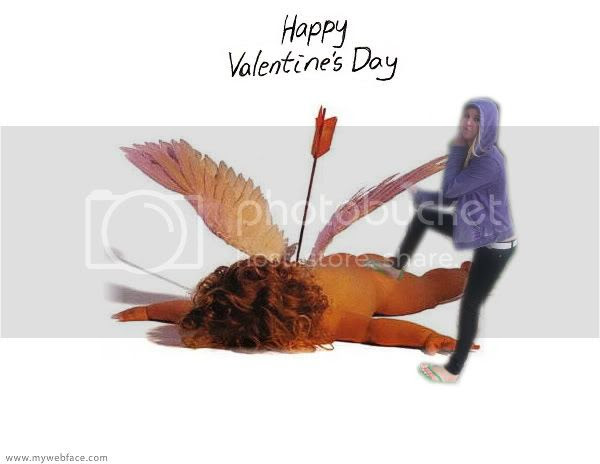 Stupid cupid Pictures, Images and Photos