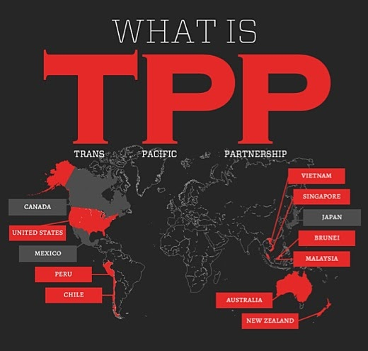 What is the trans pacific deal-6741