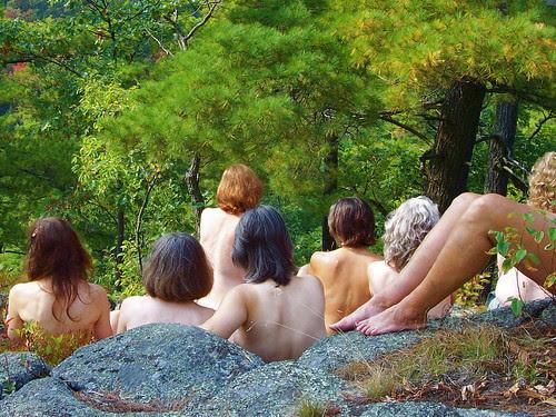 Them Naked Women