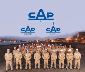 Resultado de imagen de CAP (empresa)