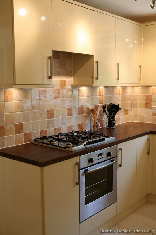 Pictures of Kitchens - Modern - Cream