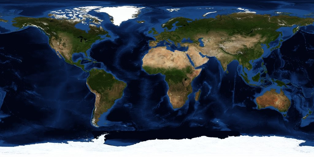Earth Satelite Map | GOOGLESAND