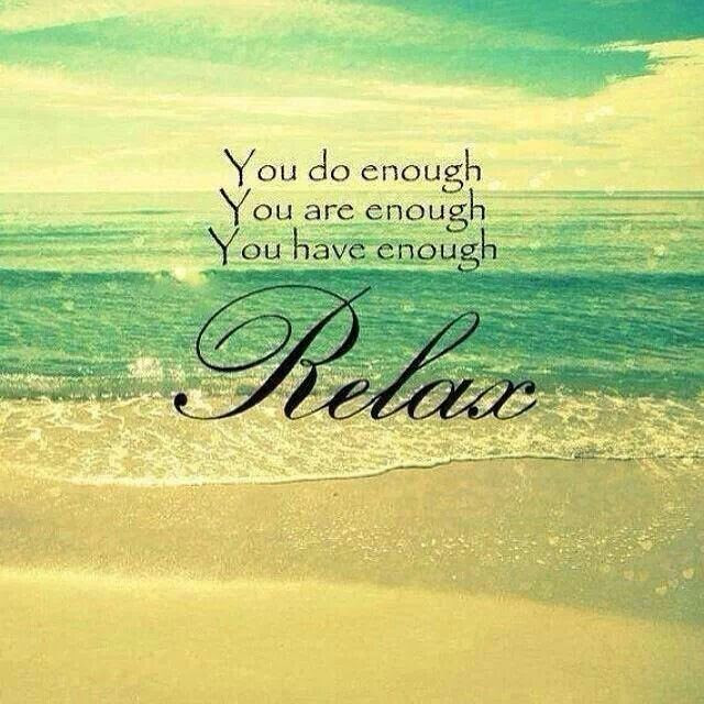 Relaxation Relaxation Quotes
