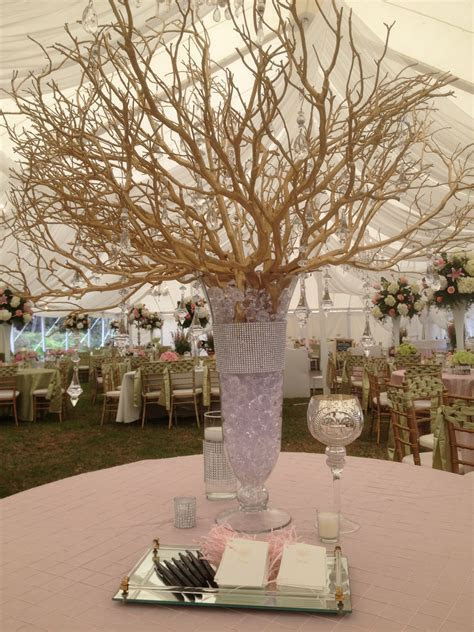 Wedding, wedding ideas, wedding decor, wishing tree, gold