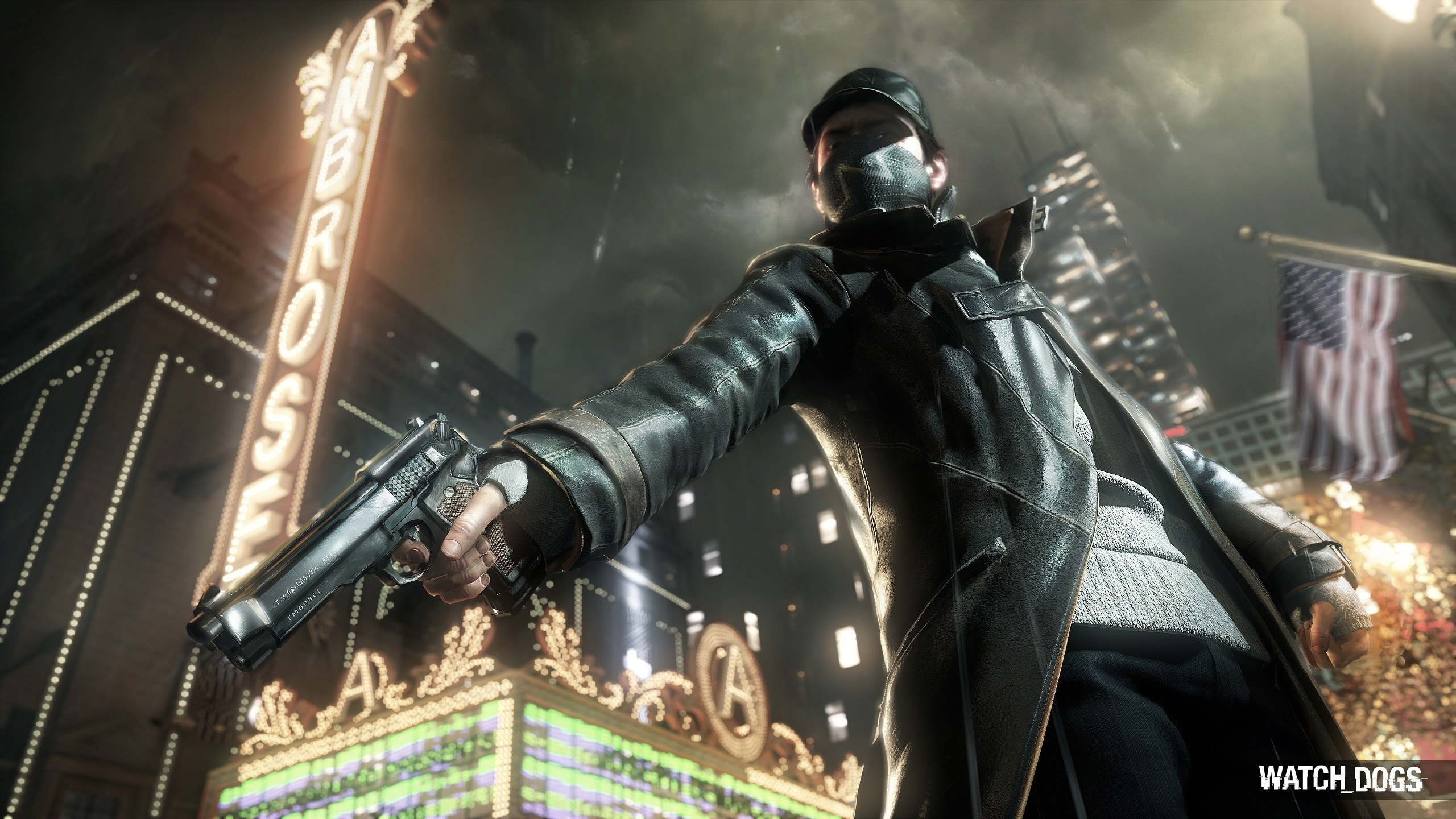 Anime Video Games Watch Dogs Ubisoft Aiden Pearce Wallpapers Images, Photos, Reviews