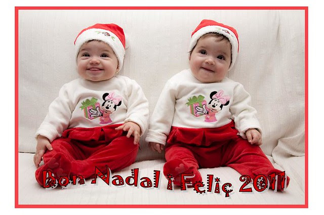 Feliz Navidad - Júlia & Berta