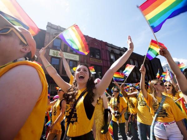Pride Parade 20130630