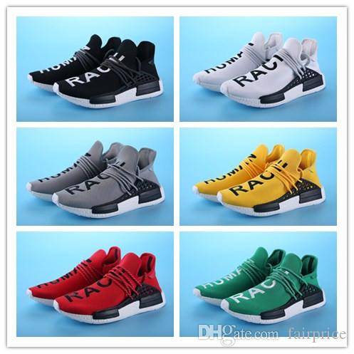 the latest a64b2 0c962 bellapesto: Cheap 2016 Best Styles NMD Human Race Shoes ...