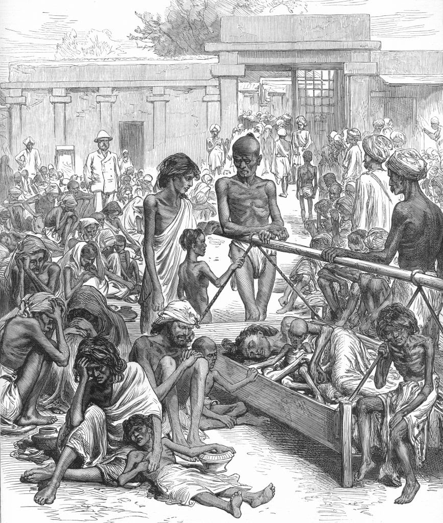 Famine_in_India_Natives_Waiting_for_Relief_in_Bangalore
