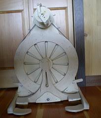 SpinOlution Mach 1 wheel