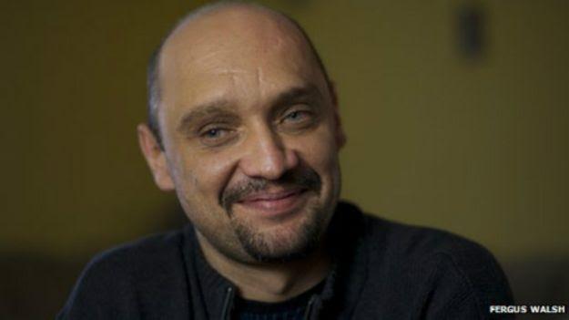 Darek Fidyka (BBC)