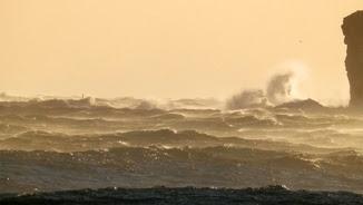 Mala mar a les Illes Medes