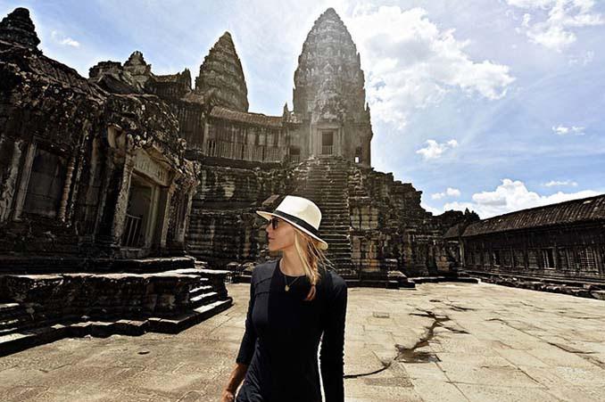 27χρονη θα γίνει η πρώτη γυναίκα που επισκέπτεται όλες τις χώρες στον πλανήτη (7)