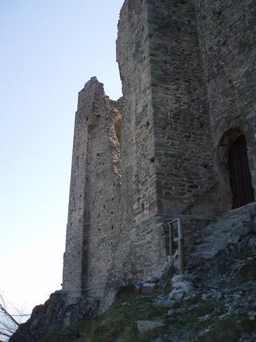 Sacra S.Michele - Le mura perimetrali
