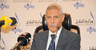 الدكتور محمد رشاد المتينى وزير النقل