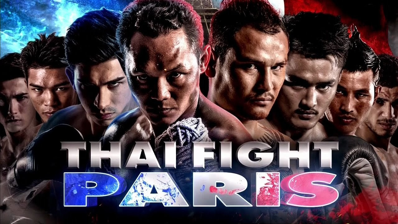ไทยไฟท์ล่าสุด ปารีส เต็งหนึ่ง ศิษย์เจ๊สายรุ้ง 8 เมษายน 2560 Thaifight paris 2017 http://dlvr.it/P0531K