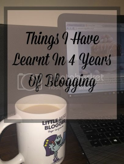 Things I Have Learnt In 4 Years Of Blogging
