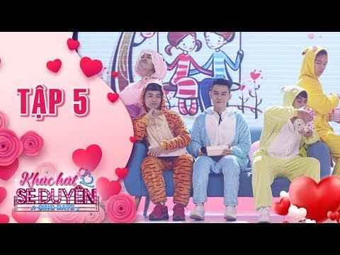 Khúc hát se duyên|tập 5: Vũ Tấn khuấy động sân khấu với màn tỏ tình cùng các bạn thú cưng