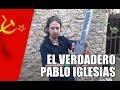 ¿Quién es Pablo Iglesias?