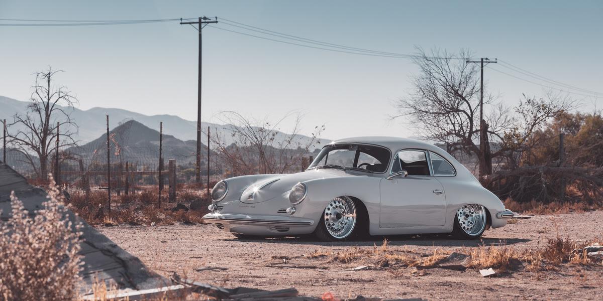 Car Porsche 356 On Rotiform 356 Wheels California Wheels