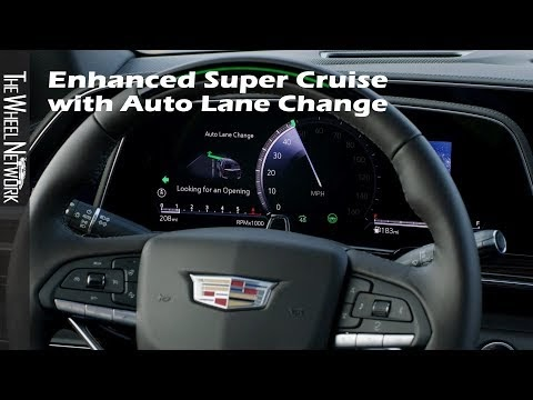GM adds mechanized path changes to its sans hands Super Cruise driving system