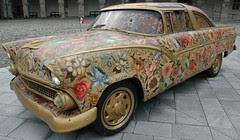 Ayate Car, 1997 (at IMMA)