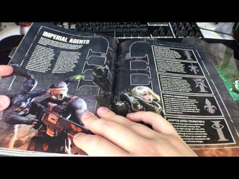 8th Edition rule book - Quick look