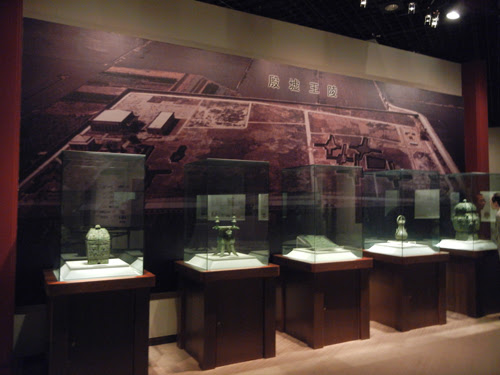 Tomb from Shang Dynasty - Liaoning (Province) Museum in Shenyang, China _ 9585