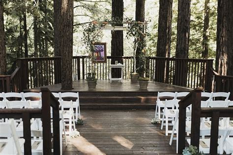 Redwood Forest California Wedding Venues 11 ? OOSILE