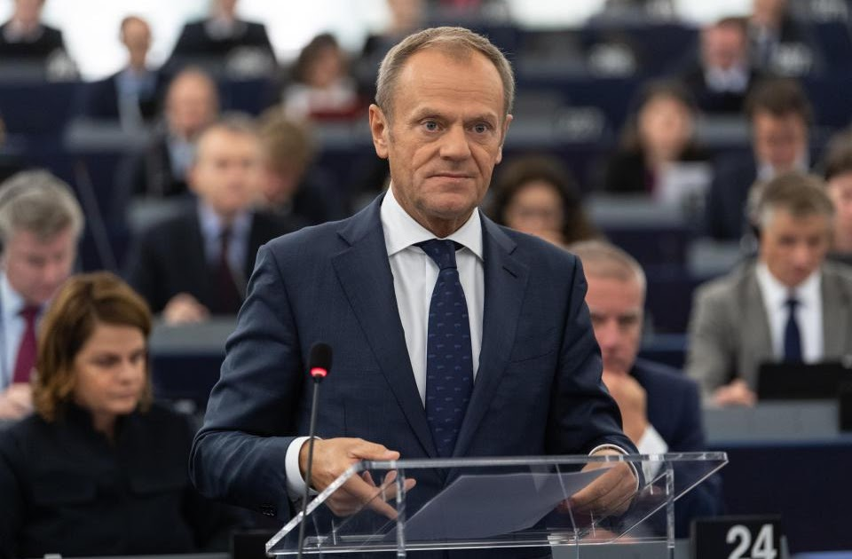 Brexit deal set to be done within a week, EU boss Donald Tusk claims as Theresa May flies to Brussels for talks