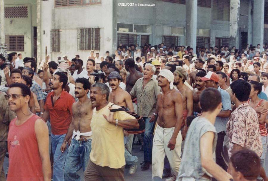Protestas El Maleconazo