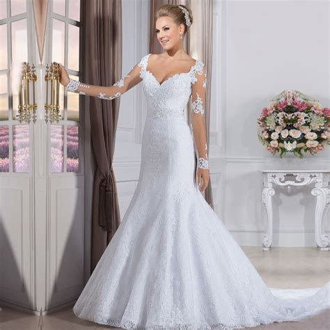 vestido de noiva Cheap Fashion Wedding Gowns China Bride