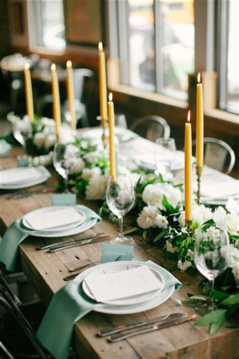 1254 best images about Wedding   Table on Pinterest