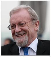 ANU Chancellor Gareth Evans