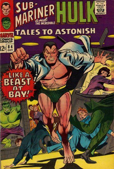 Tales to Astonish 084
