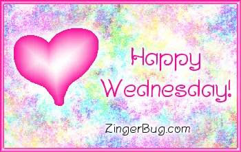 Happy Wednesday Comments And Glitter Graphics