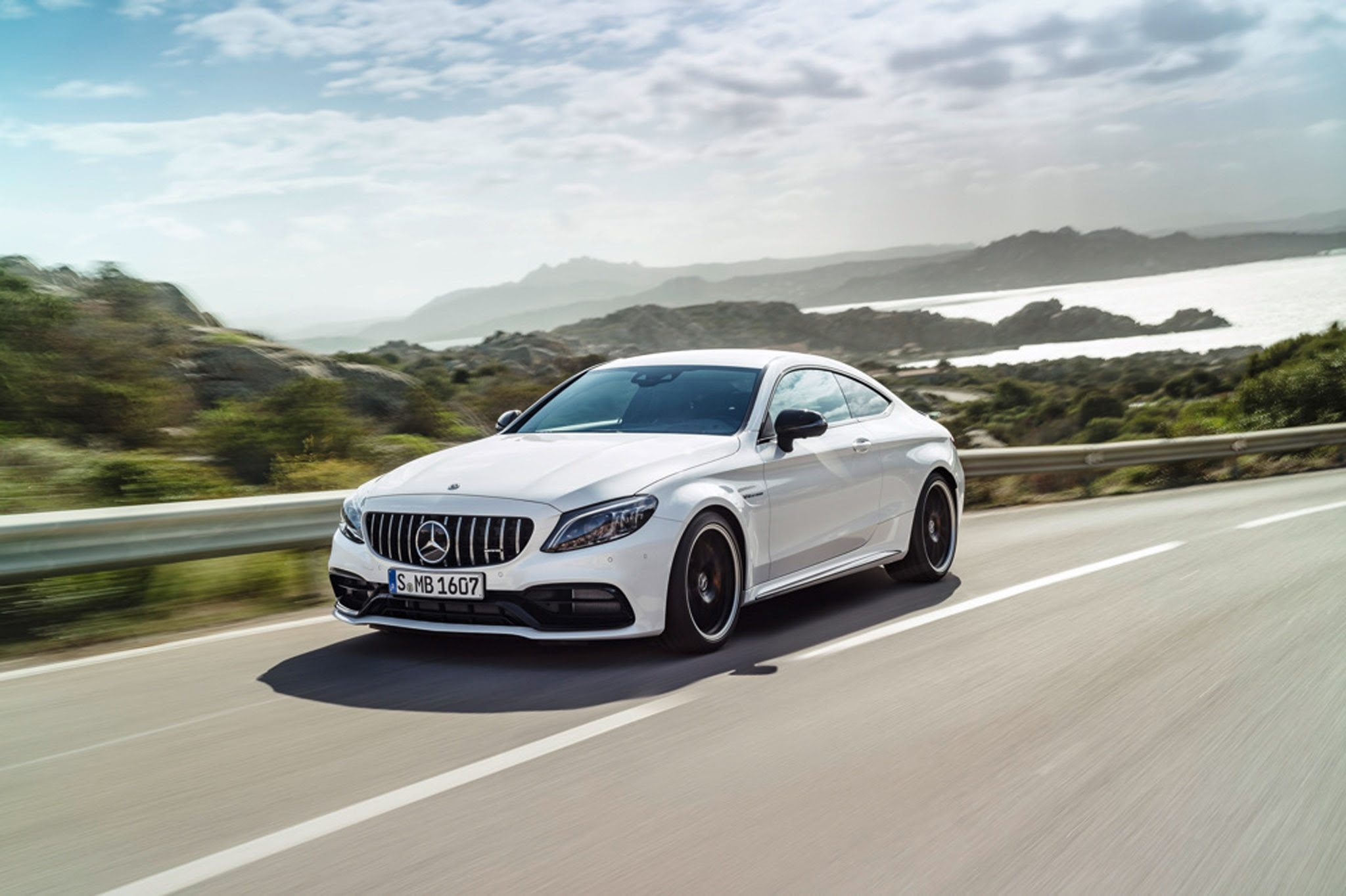 2019 Mercedes-AMG C63 Family Arrives with Six Variants ...