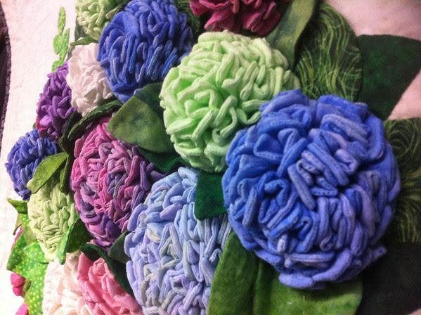 Hydrangeas by Sandi Moore