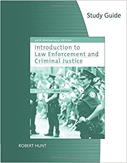 Study Guide For Hess Introduction To Law Enforcement And Criminal Justice 9th Amazon Co Uk