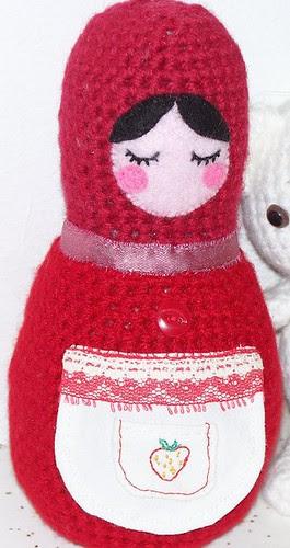 Crochet Matroyska