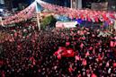 Erdogan loses hold over Turkish capital, Istanbul disputed